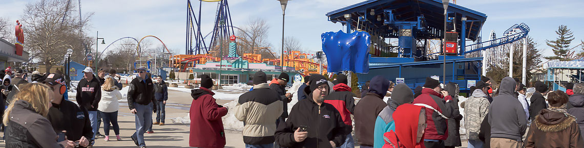 Cedar Point Winter Chill Out