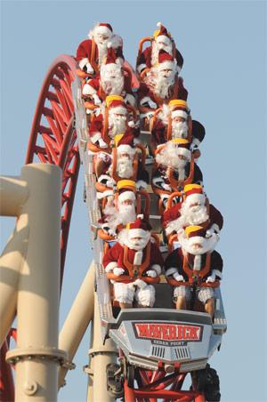 Cedar Point's Planet Snoopy