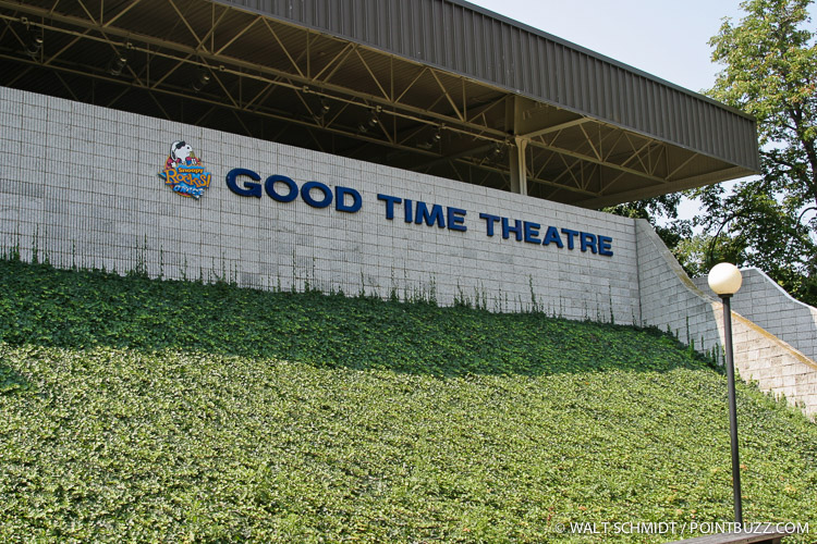 Cedar Point's Good Time Theatre